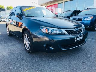 Used 2009 Subaru Impreza 2.5 i for sale in Lévis, QC