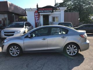 Used 2010 Mazda MAZDA3 GT for sale in Cambridge, ON