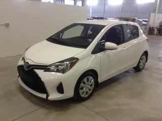 Used 2015 Toyota Yaris LE AC for sale in Longueuil, QC