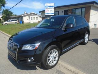 Used 2014 Audi Q5 for sale in Ancienne Lorette, QC