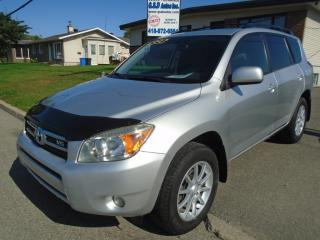 Used 2008 Toyota RAV4 Limitée for sale in Ancienne Lorette, QC