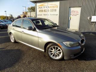Used 2011 BMW 3 Series ***323i,AUTOMATIQUE,CUIR,MAGS,AIR CLIM** for sale in Longueuil, QC