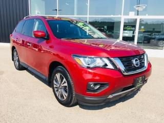 Used 2018 Nissan Pathfinder Dual Sunroof, Leather, Navigation for sale in Ingersoll, ON
