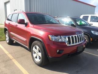 Used 2012 Jeep Grand Cherokee Laredo, Hitch, Leather, Pano Roof for sale in Ingersoll, ON