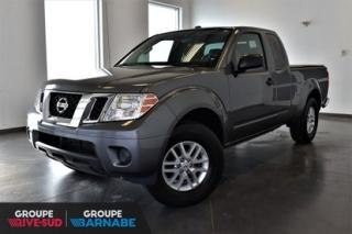 Used 2018 Nissan Frontier SV RWD    BAS KM    CAMERA DE RECUL    JAMAIS ACCI SV RWD    BAS KM    CAMERA DE RECUL    JAMAIS ACCI for sale in Brossard, QC