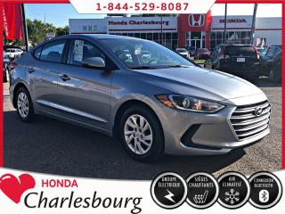 Used 2017 Hyundai Elantra LE **AUTOMATIQUE**BANCS CHAUFFANT** for sale in Charlesbourg, QC