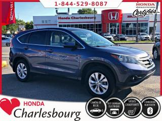 Used 2014 Honda CR-V EX 4WD *TOIT OUVRANT*63 334 KM* for sale in Charlesbourg, QC