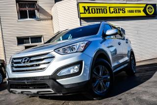 Used 2015 Hyundai Santa Fe Sport SPORT HEATED SEATS! BLUETOOTH! LOADED! for sale in St. Catharines, ON
