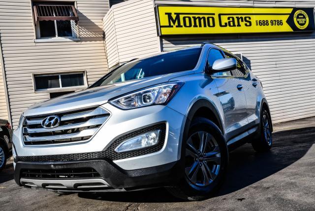 2015 Hyundai Santa Fe Sport SPORT HEATED SEATS! BLUETOOTH! LOADED!