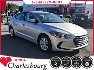 Used 2017 Hyundai Elantra LE **AUTOMATIQUE**BLUETOOTH** for sale in Charlesbourg, QC