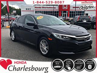 Used 2016 Honda Civic LX**AUTOMATIQUE** 31 389 KM** for sale in Charlesbourg, QC