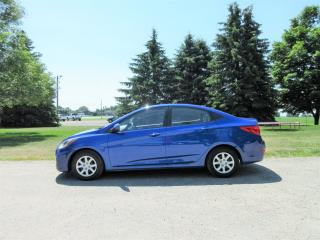 Used 2013 Hyundai Accent GLS- ONE OWNER for sale in Thornton, ON