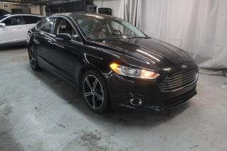 Used 2015 Ford Fusion SE (TOIT,MAGS,CUIR) for sale in St-Constant, QC