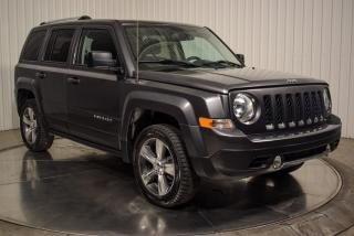 Used 2017 Jeep Patriot HIGH ALTITUDE AWD CUIR TOIT MAGS for sale in St-Hubert, QC