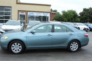 Used 2009 Toyota Camry XLE HYBRID for sale in Brampton, ON