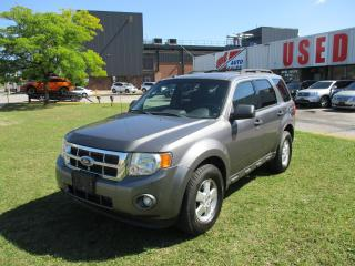 Used 2011 Ford Escape XLT~V6~FWD~SUNROOF~CERTIFIED for sale in Toronto, ON