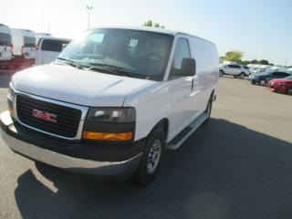 Used 2018 GMC Savana 2500 135 INCH W/BASE. for sale in London, ON