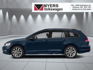 New 2019 Volkswagen Golf Sportwagen Comfortline DSG 4MOTION for sale in Kanata, ON