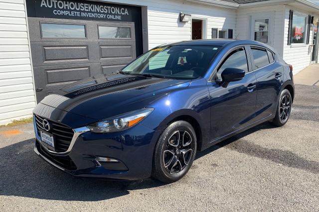 2017 Mazda MAZDA3 Touring Edition