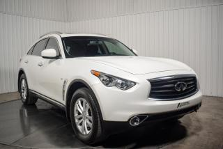 Used 2014 Infiniti QX70 PREMIUM AWD CUIR TOIT for sale in St-Hubert, QC