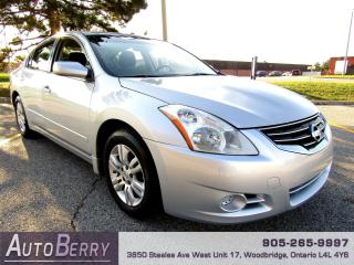 Used 2012 Nissan Altima 2.5L - S - FWD for sale in Woodbridge, ON