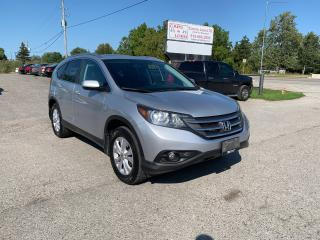 Used 2012 Honda CR-V EX-L for sale in Komoka, ON