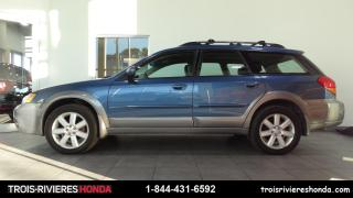 Used 2007 Subaru Outback 2.5i LTD for sale in Trois-Rivières, QC