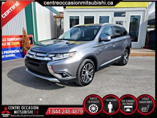 Used 2017 Mitsubishi Outlander ES TOURING AWC/AWD/4X4  TOIT OUVRANT ECR for sale in Blainville, QC