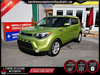 Used 2015 Kia Soul EX ECO BLUETOOTH SIEGES CHAUFFANT MAGS for sale in Blainville, QC