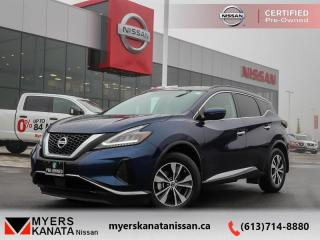 Used 2019 Nissan Murano SV AWD   -  - Air - Tilt - $226 B/W for sale in Kanata, ON