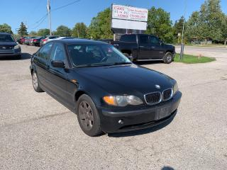 Used 2003 BMW 3 Series 320i for sale in Komoka, ON