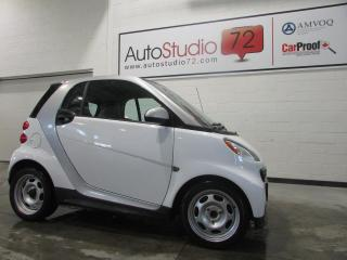 Used 2013 Smart fortwo Coupé 2 portes Pure **AUTO**A/C**GR.ÉLEC for sale in Mirabel, QC