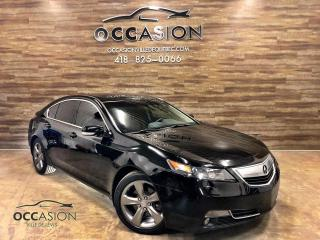 Used 2014 Acura TL traction intégrale SH-AWD for sale in Ste-Brigitte-de-Laval, QC
