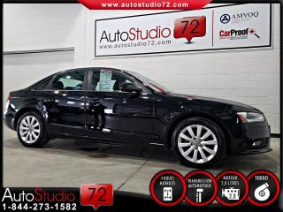 Used 2013 Audi A4 2.0T Quattro **AUTO**CUIR**TOIT**MAGS** for sale in Mirabel, QC