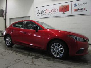 Used 2015 Mazda MAZDA3 Sport Manuelle GS **MAGS**CAM RECUL**PUS for sale in Mirabel, QC