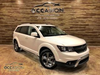 Used 2014 Dodge Journey Crossroad AWD V6 CUIR for sale in Ste-Brigitte-de-Laval, QC