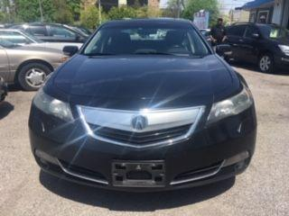 Used 2012 Acura TL w/Elite Pkg for sale in Scarborough, ON