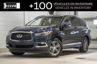 Used 2016 Infiniti QX60 2016 Infiniti QX60 - AWD!! PREMIUM , GPS , 360! for sale in Montréal, QC