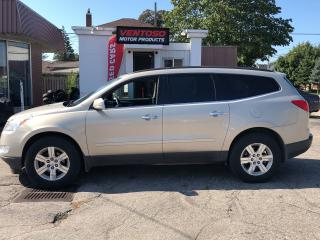Used 2010 Chevrolet Traverse LT1 for sale in Cambridge, ON