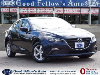 Used 2015 Mazda MAZDA3 GX MODEL, 4 CYL, SKYACTIV, COMFORT PACKAGE for sale in Toronto, ON