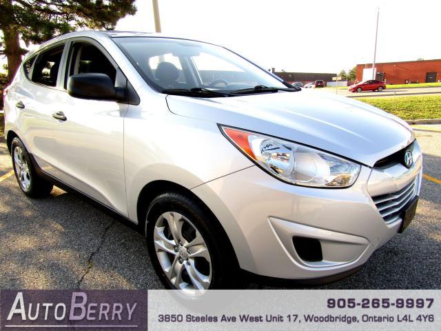 2013 Hyundai Tucson GL - AWD - 2.4L
