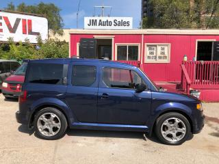 Used 2008 Honda Element SC for sale in Toronto, ON