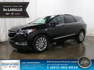 Used 2018 Buick Enclave Premium for sale in Lasalle, QC