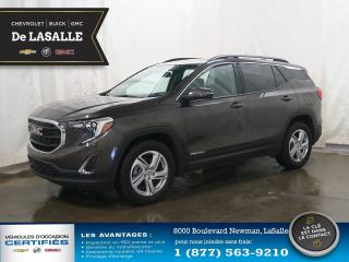 Used 2019 GMC Terrain SLE / AWD SLE / AWD for sale in Lasalle, QC