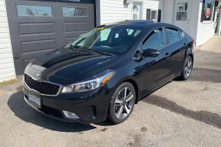 Used 2017 Kia Forte EX for sale in Kingston, ON