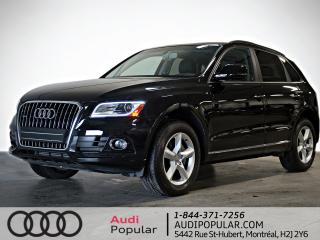 Used 2017 Audi Q5 2.0T Komfort quattro 4 portes for sale in Montréal, QC