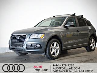 Used 2016 Audi Q5 2.0T Komfort quattro 4 portes for sale in Montréal, QC