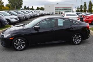 Used 2016 Honda Civic EX ***kilométrage inférieur à la moyenne for sale in Longueuil, QC