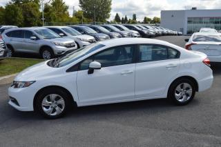 Used 2015 Honda Civic LX ***Plusieurs Civic en inventaire *** for sale in Longueuil, QC