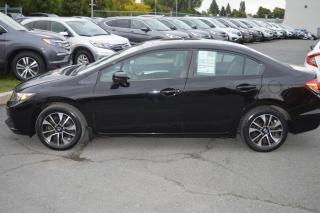 Used 2015 Honda Civic EX ***un seul propriétaire*** for sale in Longueuil, QC